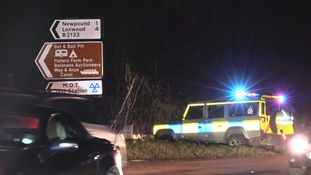 Baby killed and five year old in critical condition after crash in West Sussex