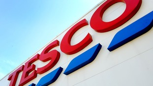 Tesco reports record Christmas sales leap over festive period