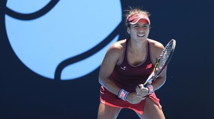 Watson powers into last four in Hobart
