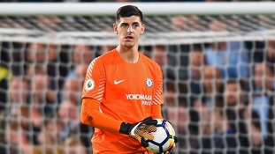 Chelsea keeper Thibaut Courtois has demanded more bite from the Blues in the wake of their goalless draw with Arsenal