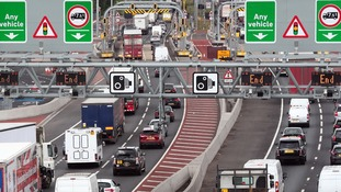 Bailiffs visit more than 200,000 Dartford Crossing motorists