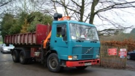 Last year's tree collection raised around £60,000.