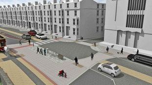 New plans aim to give a facelift to the 'Gateway to the Isle of Man'