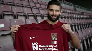 Jordan Turnbull joins the Cobblers
