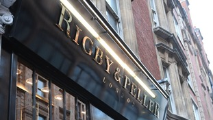 Lingerie firm Rigby & Peller stripped of royal warrant
