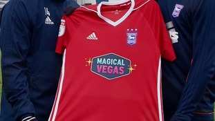 Ipswich Town have new shirt sponsors