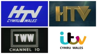 How many of these classic HTV/ITV Wales logos do you remember?