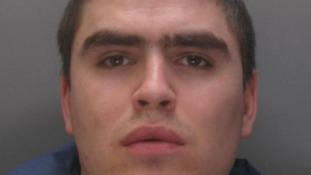 Mindaugus Butkus, 23, was sentenced to life behind bars.