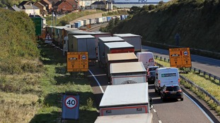 Hundreds of lorries found to cheat emissions tests in crackdown