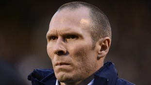 Michael Appleton, who has signed a two and a half year deal with Blackburn Rovers.