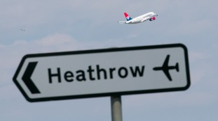 Woman arrested at Heathrow Airport on suspicion of plotting terror attack