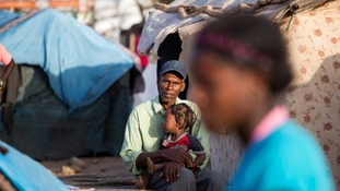 Haiti has been repeatedly hit by political crises and natural disasters