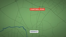 The assault happened on Chartwell Road