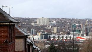 Sheffield prepares for Steel City Derby