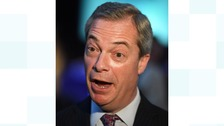 Nigel Farage suggests second EU referendum