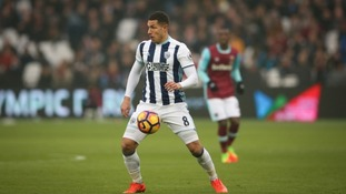 Indefinite ban for West Ham fan who abused West Brom's Jake Livermore