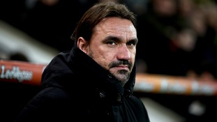 Daniel Farke was disappointed to lose Alex Pritchard.
