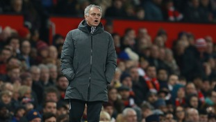 Jose Mourinho says his 'contempt' means row with Chelsea manager Antonio Conte is finished