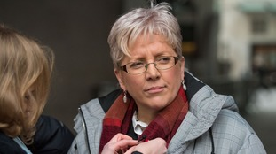 Carrie Gracie stepped down in protest over unequal pay with men of equal seniority.