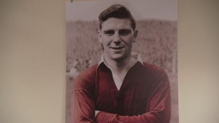 Memorabilia display honours Dudley's greatest footballer