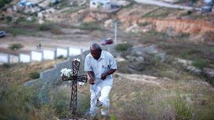 Haiti earthquake memorial