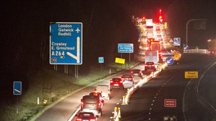 Drivers heading to London warned of M23 closure