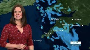 Westcountry weather with Amanda Houston