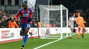 Premier League: Crystal Palace beat Burnley to take further step towards survival