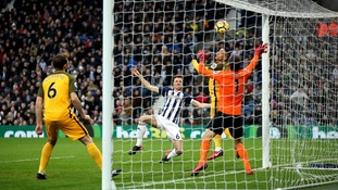 Premier League: West Brom finally get Premier League win as they beat Brighton