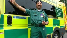 Kuldip Singh Bhamrah was recently named in the New Year's Honours List.