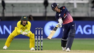Roy on form as England banish Ashes blues with ODI win over Australia