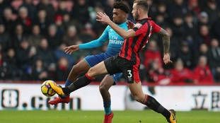 Premier League: Arsenal let lead slip to lose at Bournemouth