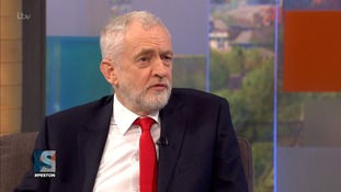 Jeremy Corbyn: 'We are not calling for second Brexit referendum'