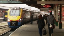 East Midlands Trains has confirmed that it plans to run a full train service following the fire at Nottingham station.