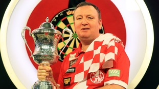 Teesside's Glen Durrant wins second BDO darts world title