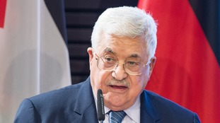 Mahmoud Abbas slams Donald Trump for refusing to negotiate over Palestine: 'Shame on you'