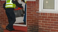 Six arrests after modern day slavery dawn raids