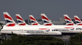 Plane infested with bedbugs at Heathrow