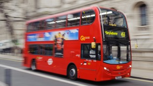 'Please hold on': Poorly timed London bus safety announcements ridiculed