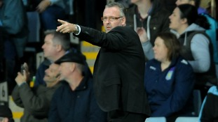 Paul Lambert appointed as manager at Stoke City