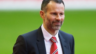 Ryan Giggs named as new manager of Wales