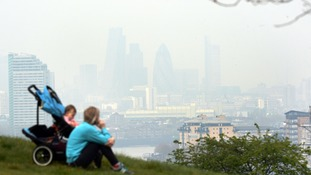 London's air quality 'the best for a decade'