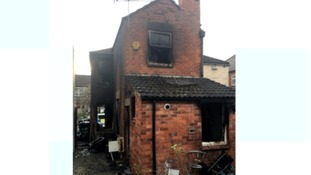One women was seriously injured in the fire