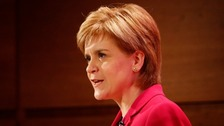 Sturgeon accuses May of Brexit 'dereliction of duty'
