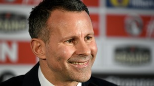Ryan Giggs 'tremendously proud' after landing Wales job