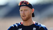 Ben Stokes charged with affray