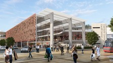 Plans for £180m hub for Cardiff station revealed