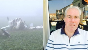 Tributes paid to flight instructor and student killed in light aircraft crash