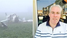 Tributes to instructor and student killed in light aircraft crash