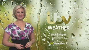 A cold wind and frequent - often wintry - showers tomorrow